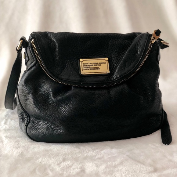 Marc By Marc Jacobs Handbags - Marc by Marc Jacobs Leather Messenger Bag